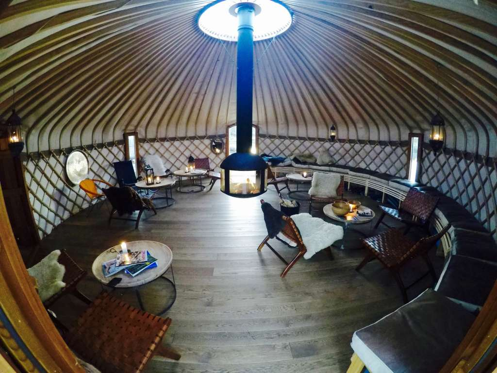 Yurts For Life Goes Nordic International Glamping Business Originally used by nomadic mongol. yurts for life goes nordic